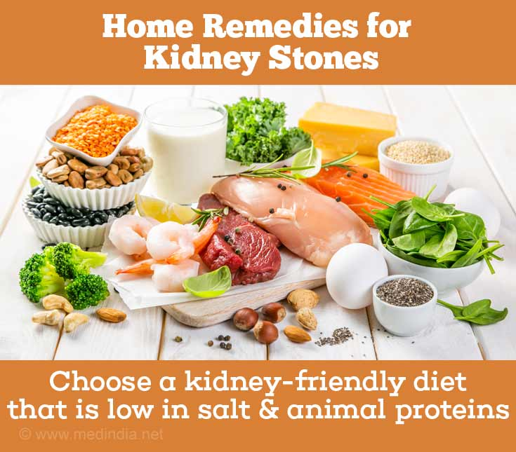 Consume a Kidney-friendly Diet