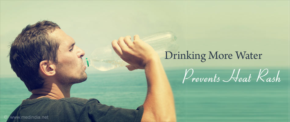 Drink Plenty of Water to Stay Hydrated