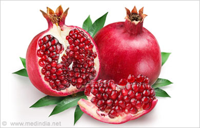 Home Remedies for Erectile Dysfunction: Pomegranate