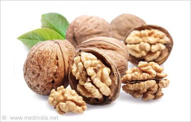 Home Remedies for Erectile Dysfunction: Walnut