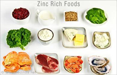 Home Remedies for Erectile Dysfunction: Zinc Rich Foods