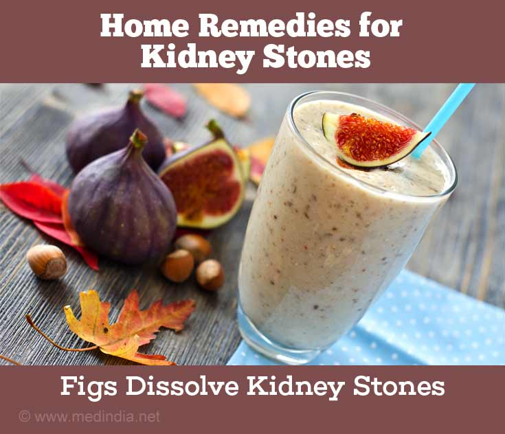 Figs for Kidney Stones