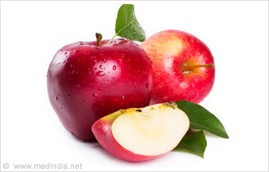 Healthy Liver: Apple