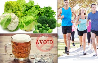 Healthy Liver: Diet