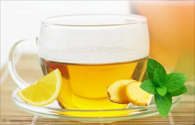 Healthy Liver: Green tea