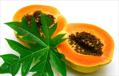 Healthy Liver: Papaya