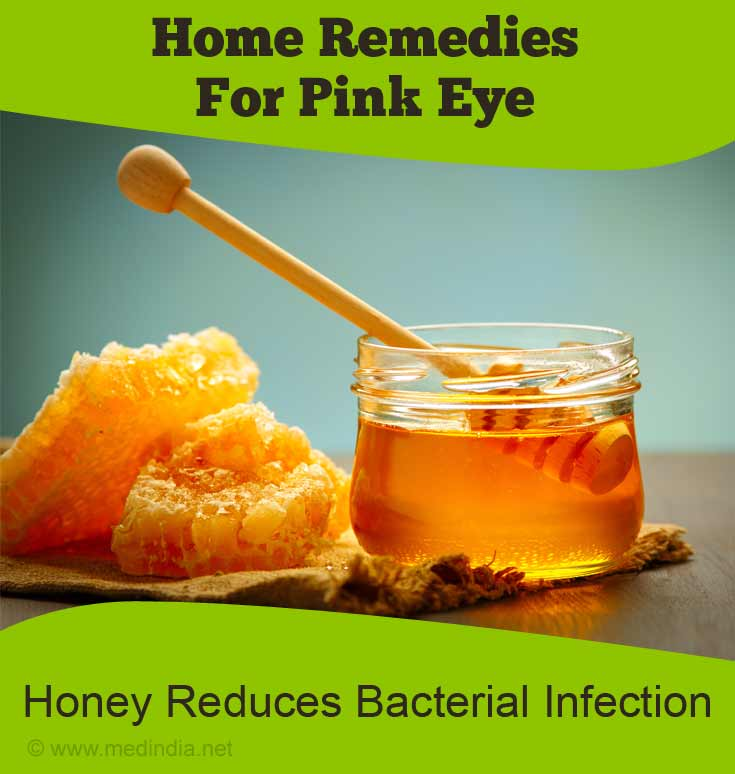 Hone Reduces Bacterial Infection