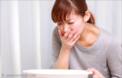 Symptoms of Insect Bites: Nausea and Vomiting