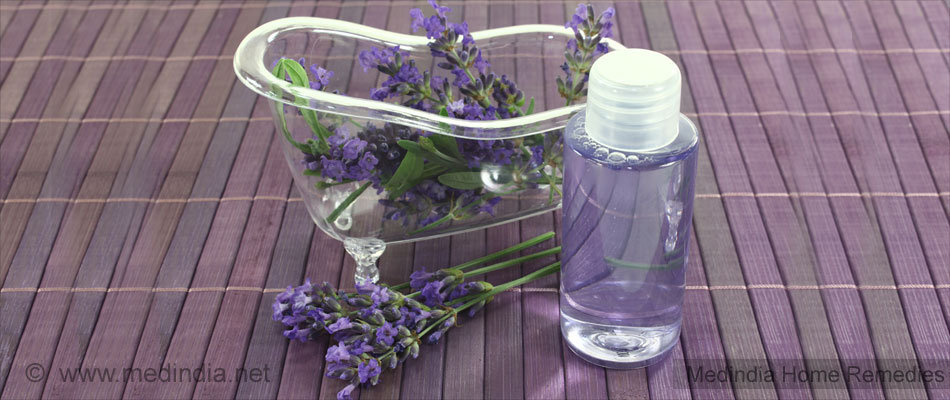 Home Remedies for Ringworm: Lavender Oil