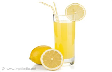 Home Remedies for Hair Loss: Lemon