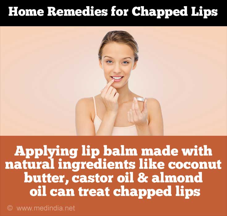 Lip Balm for Chapped Lips