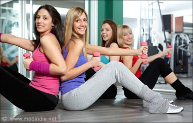 Home remedies for Menstrual Cramps: Regular Exercise