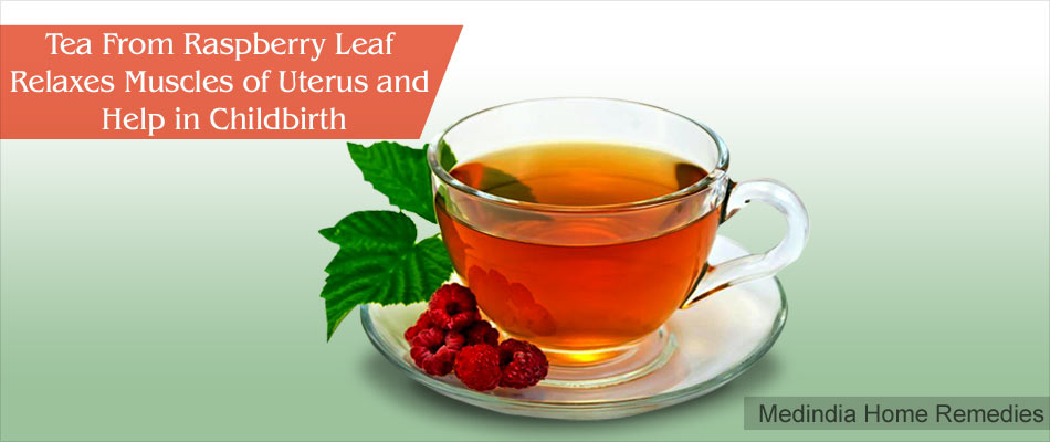 Home Remedies For Morning Sickness: Raspberry Leaf