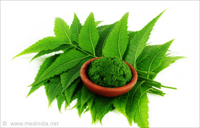 Home Remedies for Mumps: Neem Leaves