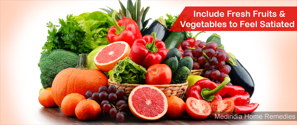 Home Remedies for Obesity: Tomatoes & Green Leafy Vegetables