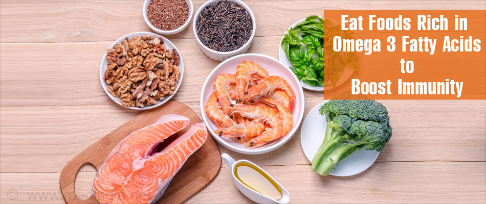 Omega 3 Fatty Acids Naturally Increases the Platelet Count