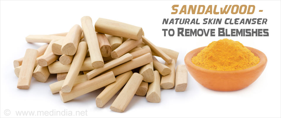 Sandalwood Paste for Summer Tan