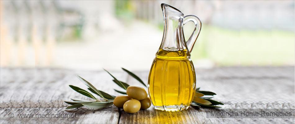 Stretch Marks: Olive Oil