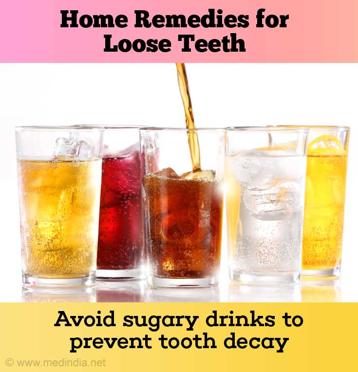 Avoid Sugary Drinks To Prevent Tooth Decay
