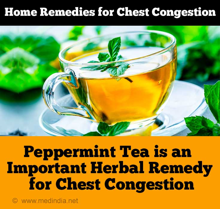 Tea for Chest Congestion