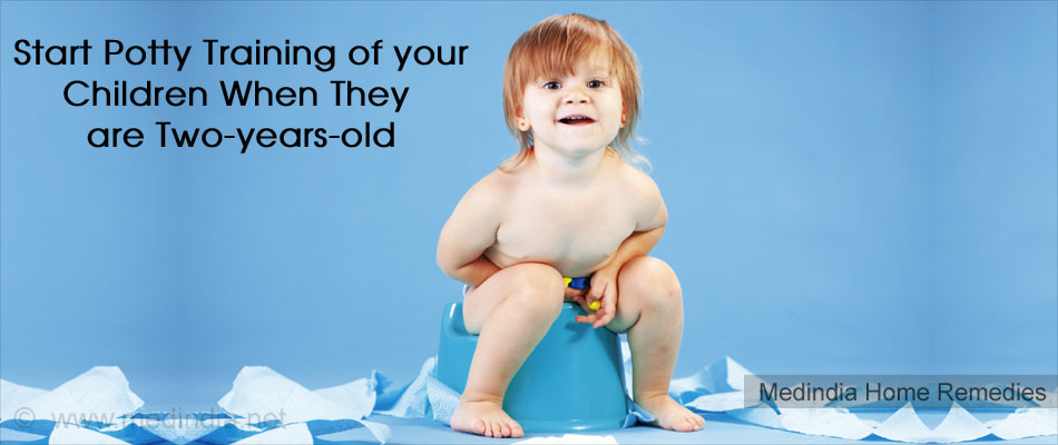 Home Remedies for Constipation in Infants, Toddlers, and Children: Toilet Training