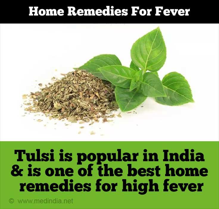 Tulsi for Fever