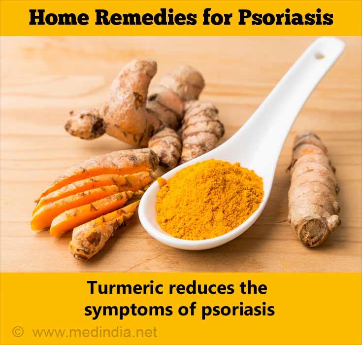 Turmeric for Psoriasis