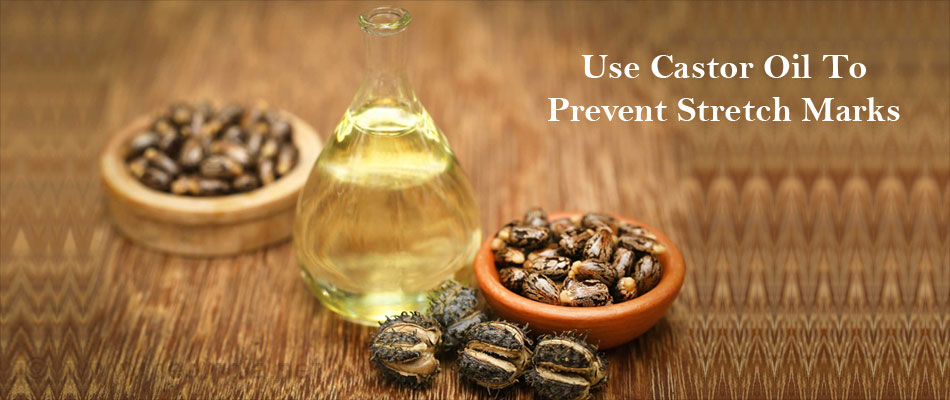 Use Castor Oil To Prevent Stretch Marks