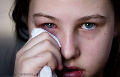 Allergic Disorders: Redness of the Eye