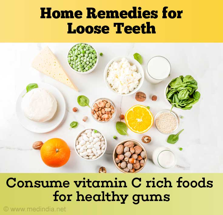 Vitamin C Rich Foods for Healthy Gums