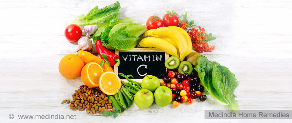 Home Remedies To Curb Urinary Tract Infection: Vitamin C