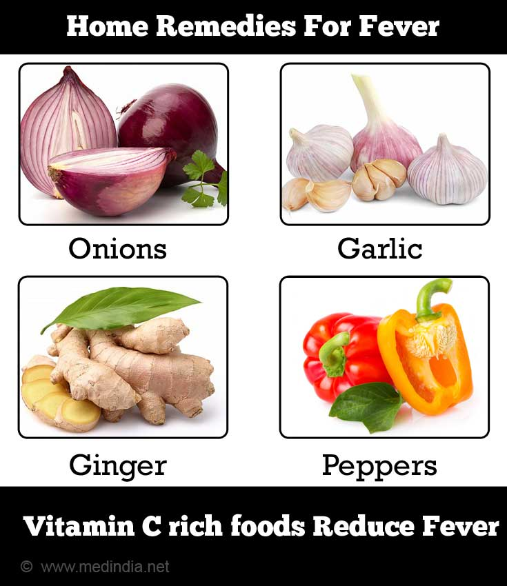 Vitamin C Rich Foods for Fever
