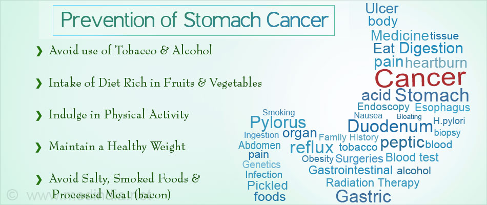 Gastric Cancer Prevention