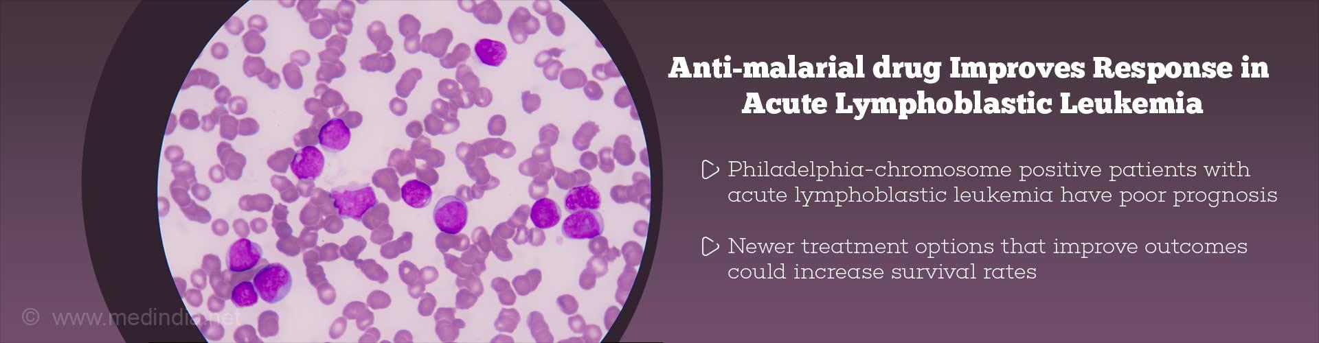 New Drug Combination Shows Promise in Acute Lymphoblastic Leukemia