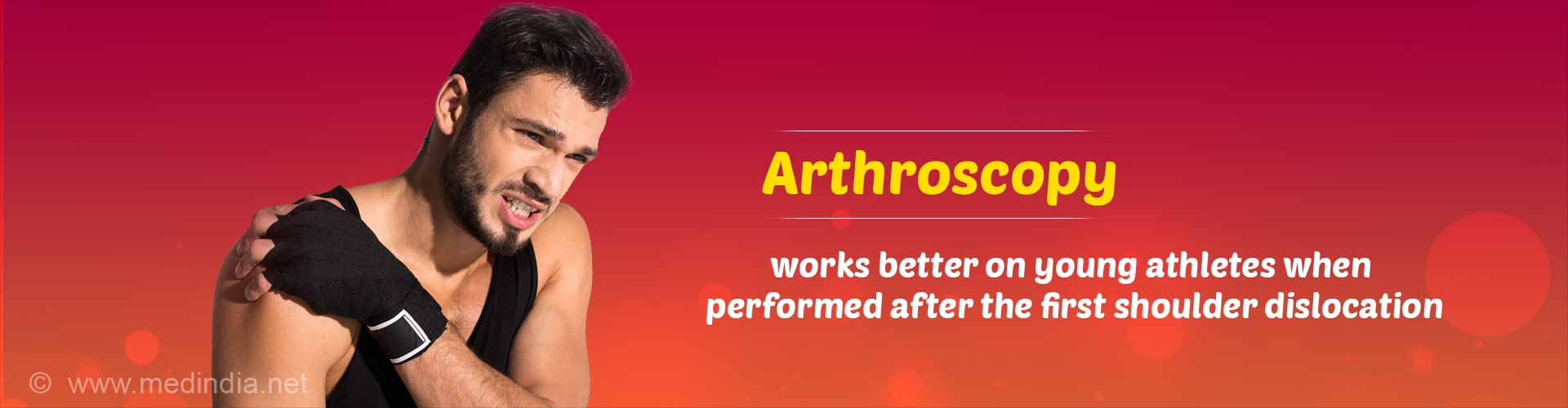 Athletes With Shoulder Instability can Benefit from Arthroscopy