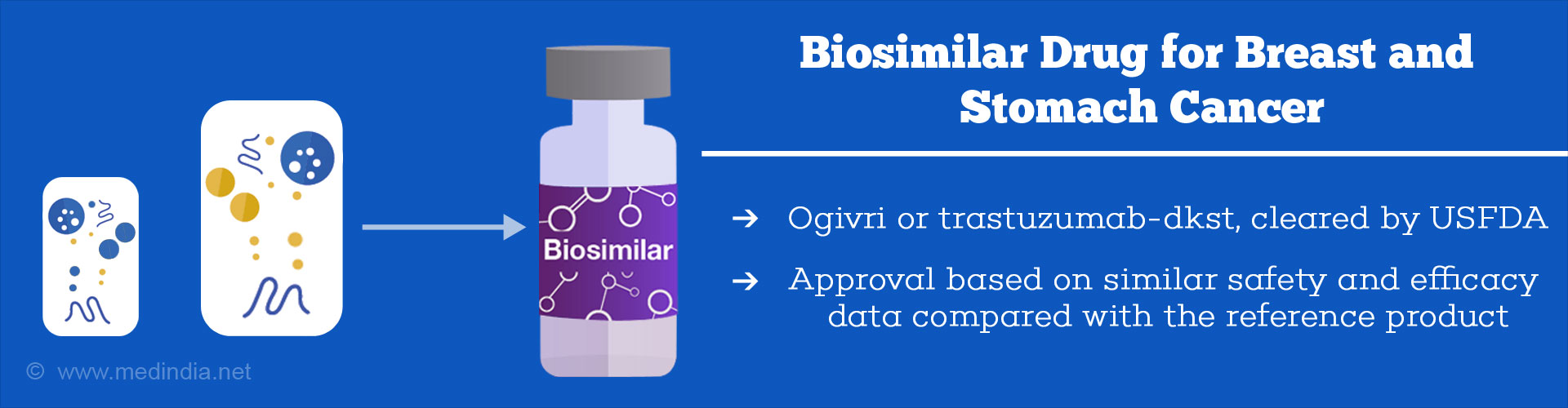 Biosimilar to Trastuzumab Approved for Breast or Metastatic Stomach Cancer