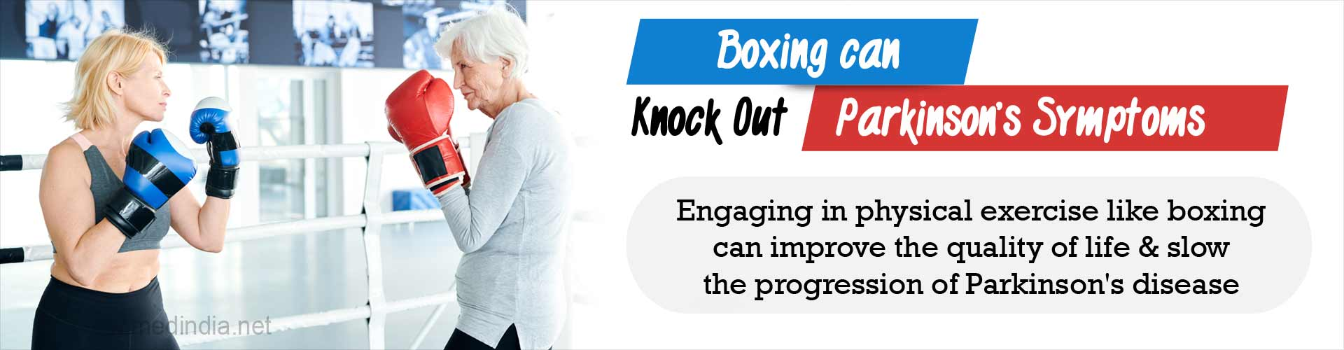 Boxing can Punch Out Parkinson''s Disease