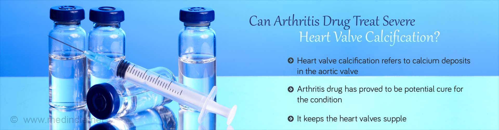 Arthritis Drug Could Potentially Treat Severe Heart Condition