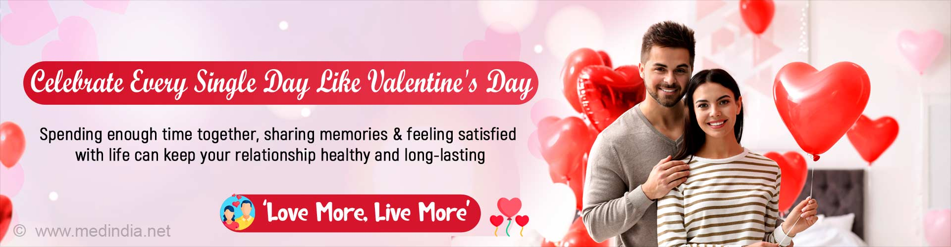 Valentine's Day: Romantic 10 Tips for Maintaining a Long-lasting Relationship