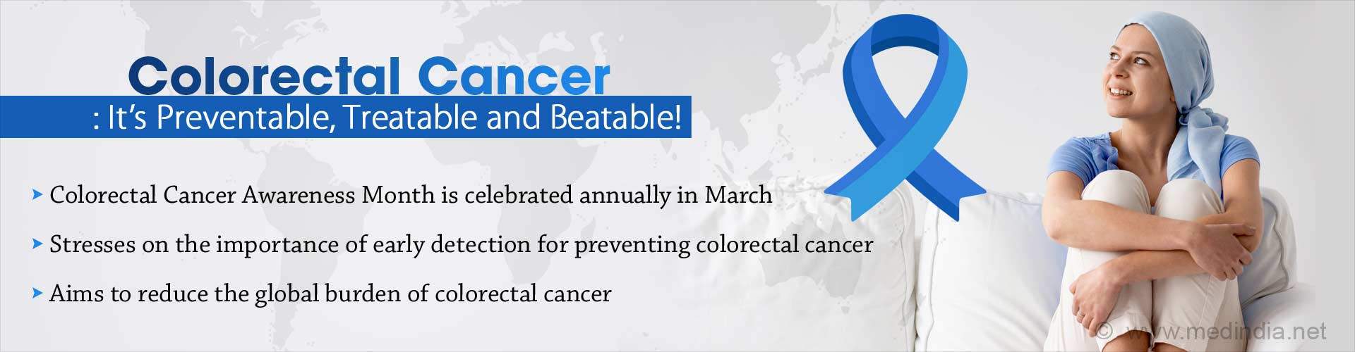 Colorectal Cancer Awareness Month: Get Screened Today. Tomorrow Can't Wait