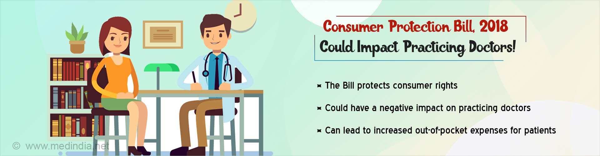 Consumer Protection Bill 2018: What Does It Mean for Doctors?