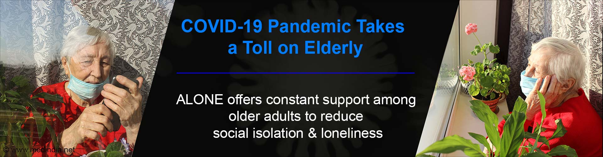 Impact of COVID-19 on the Mental and Physical Health of Older Adults