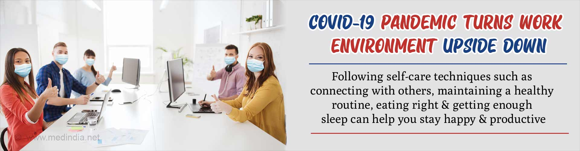 COVID-19 Outbreak: Smart 5 Ways to Keep Employees More Happy and Productive