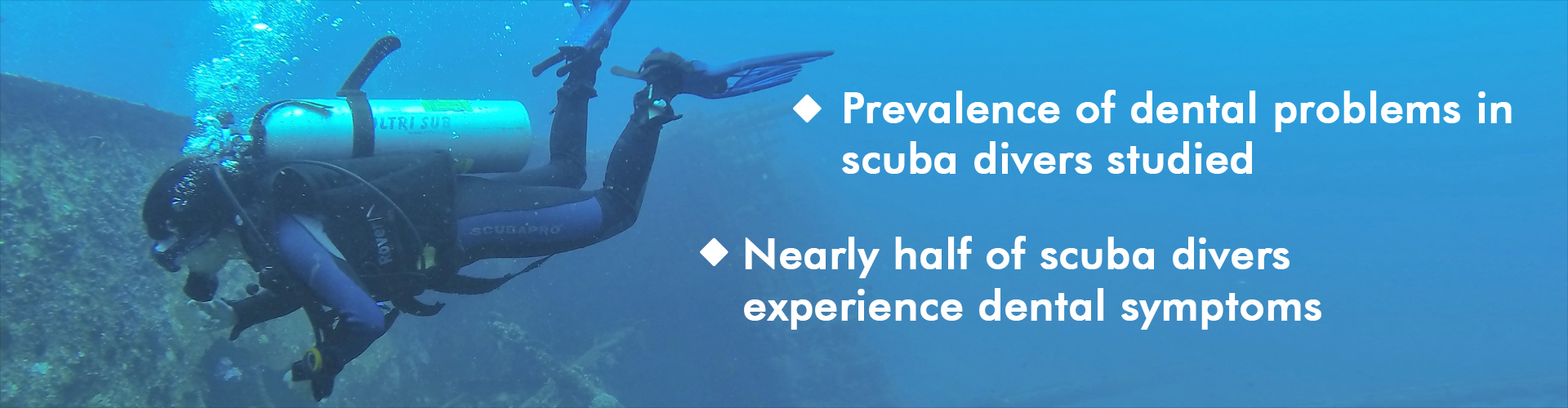Dental Issues Associated With Scuba Diving