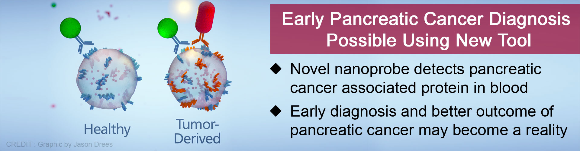Extracellular Vesicles – Novel Mechanism for Early Detection of Pancreatic Cancer