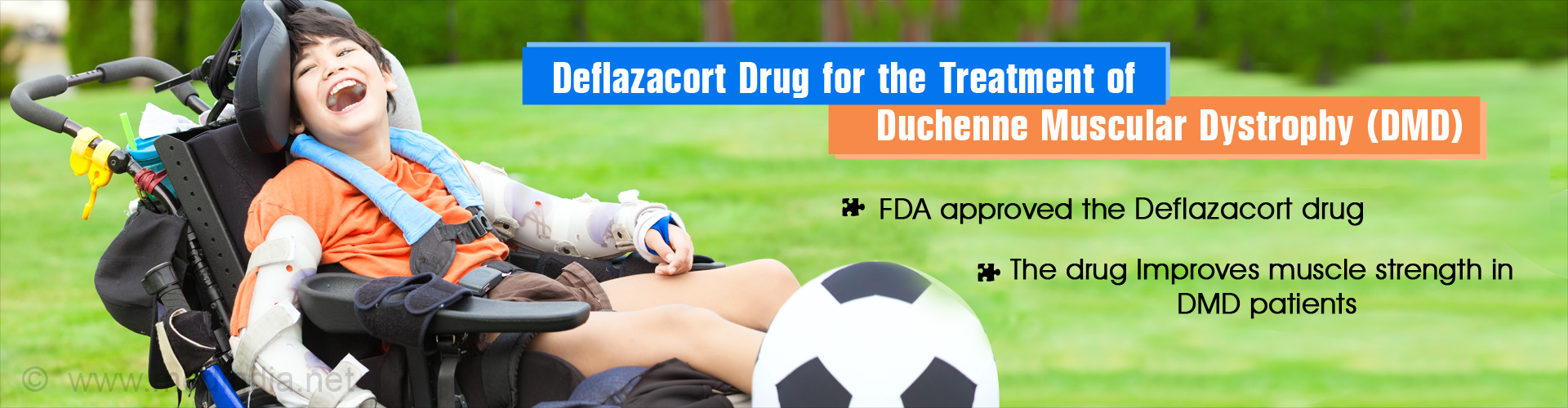 FDA Approves Deflazacort Drug to Treat Duchenne Muscular Dystrophy