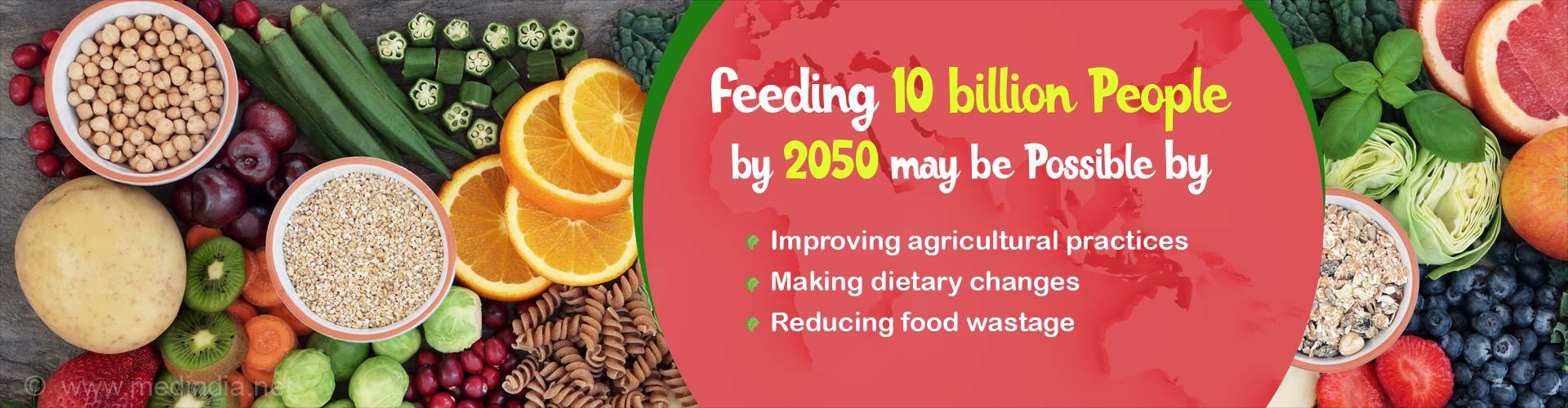 Feeding 10 Billion People by 2050: Is It be Possible?