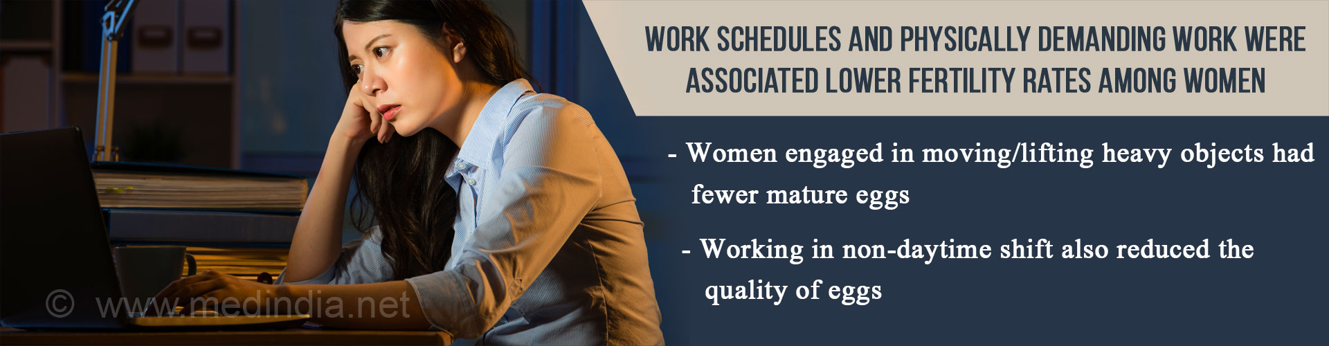 Workplace Factors That Affect Women's Ability to Conceive