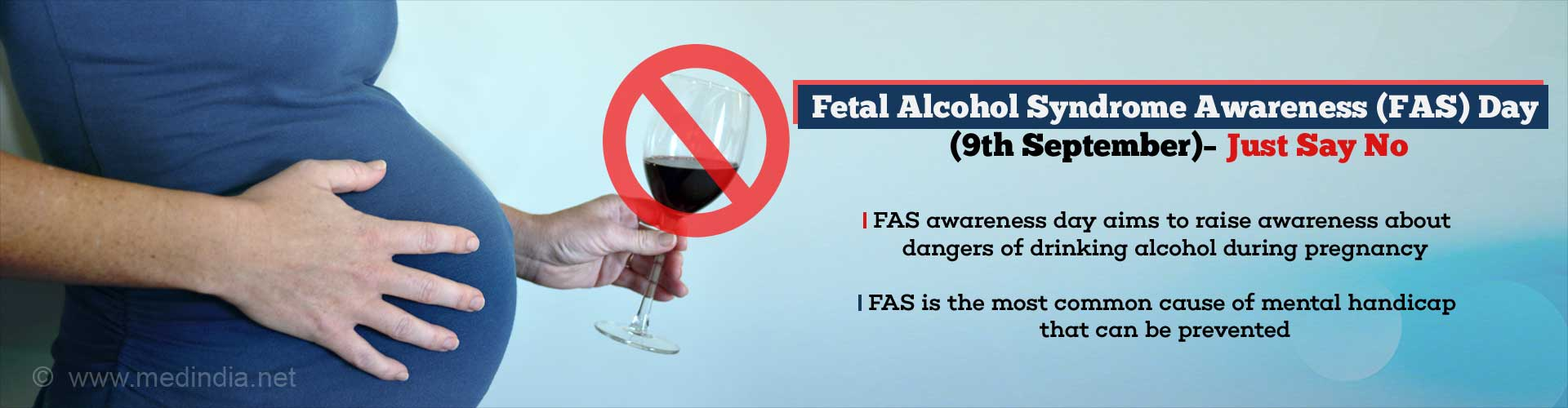 Alcohol Can Permanently Damage Your Baby's Brain - Fetal Alcohol Syndrome Awareness