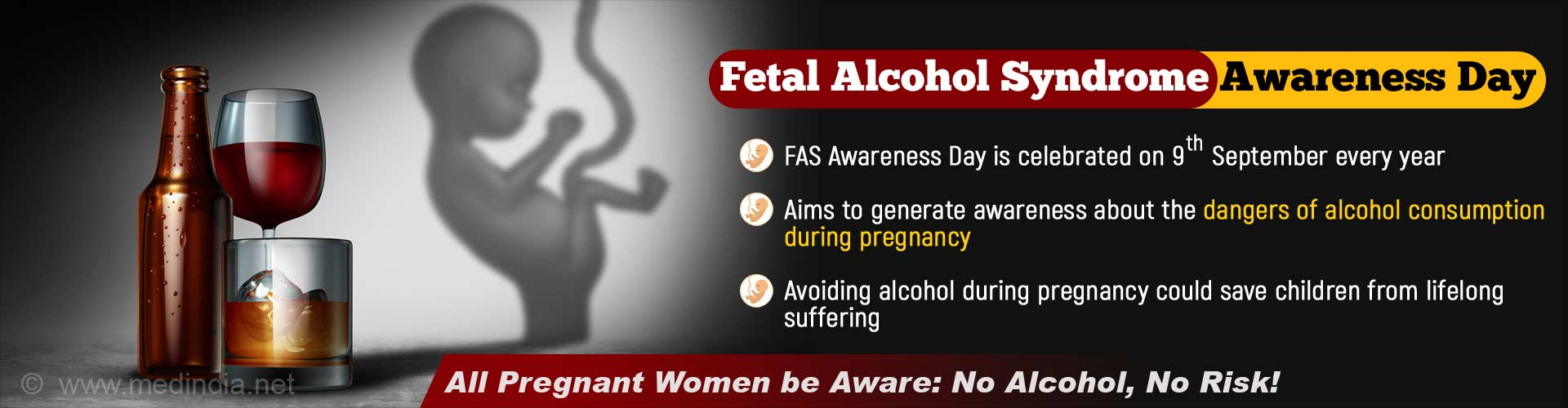 Fetal Alcohol Syndrome Awareness Day: Time to Think, Reflect, and Take Action